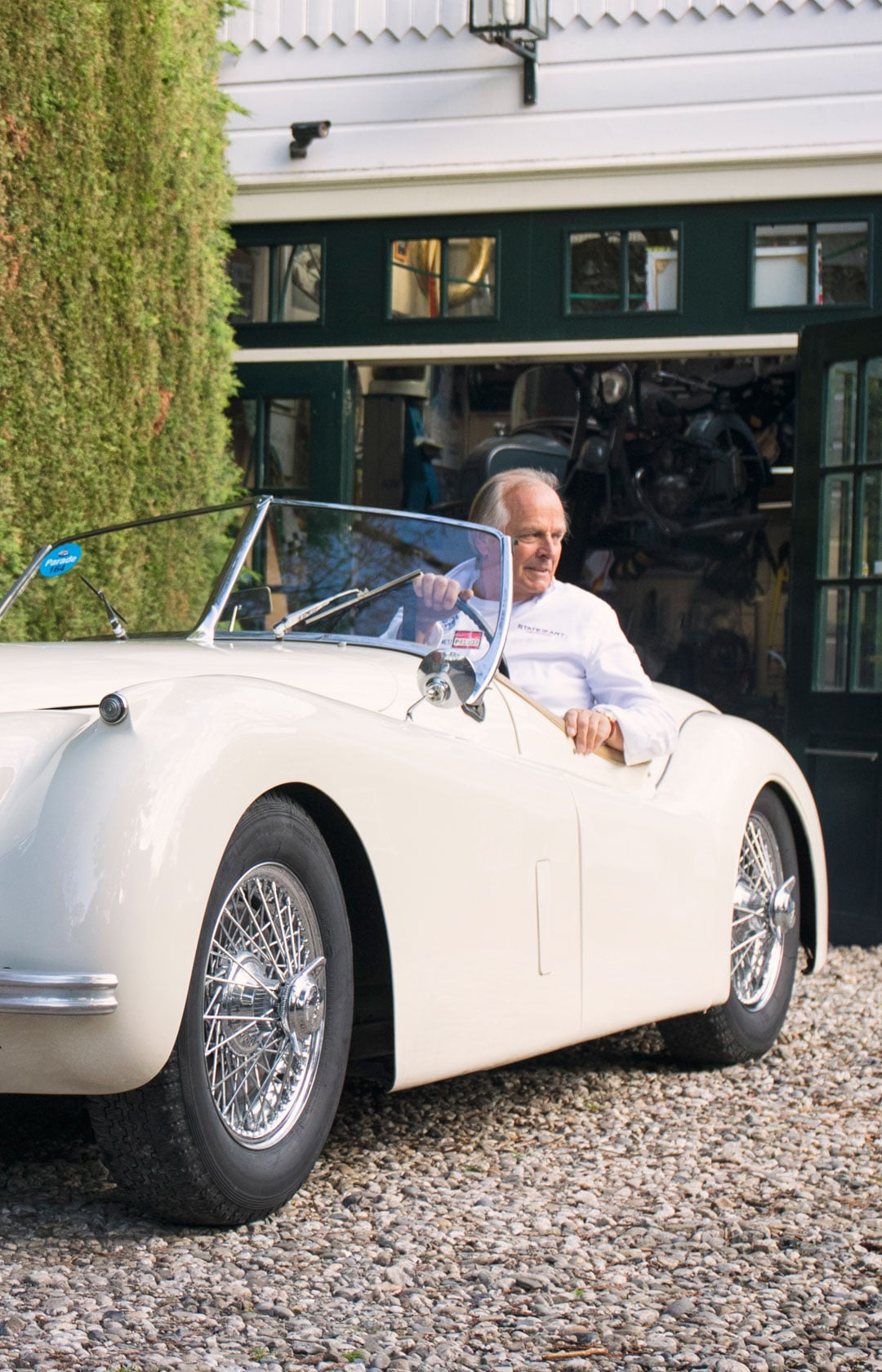 Rij zelf in de Jaguar XK120 van Michael Bleekemolen met Rijeenklassieker.nl